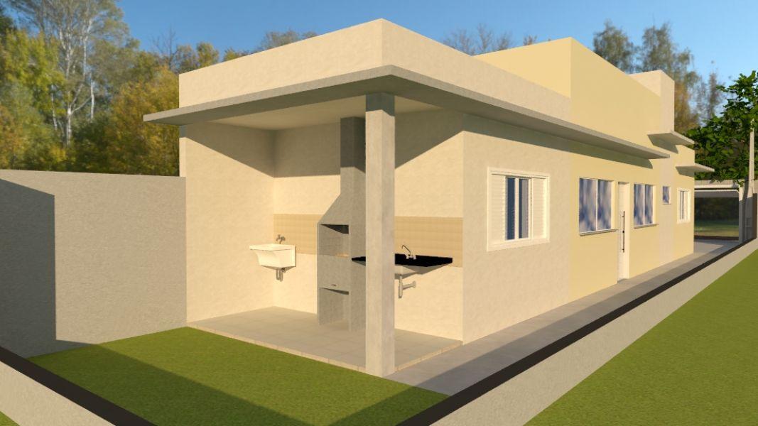 Casa em Construção no Jardim Alvorada