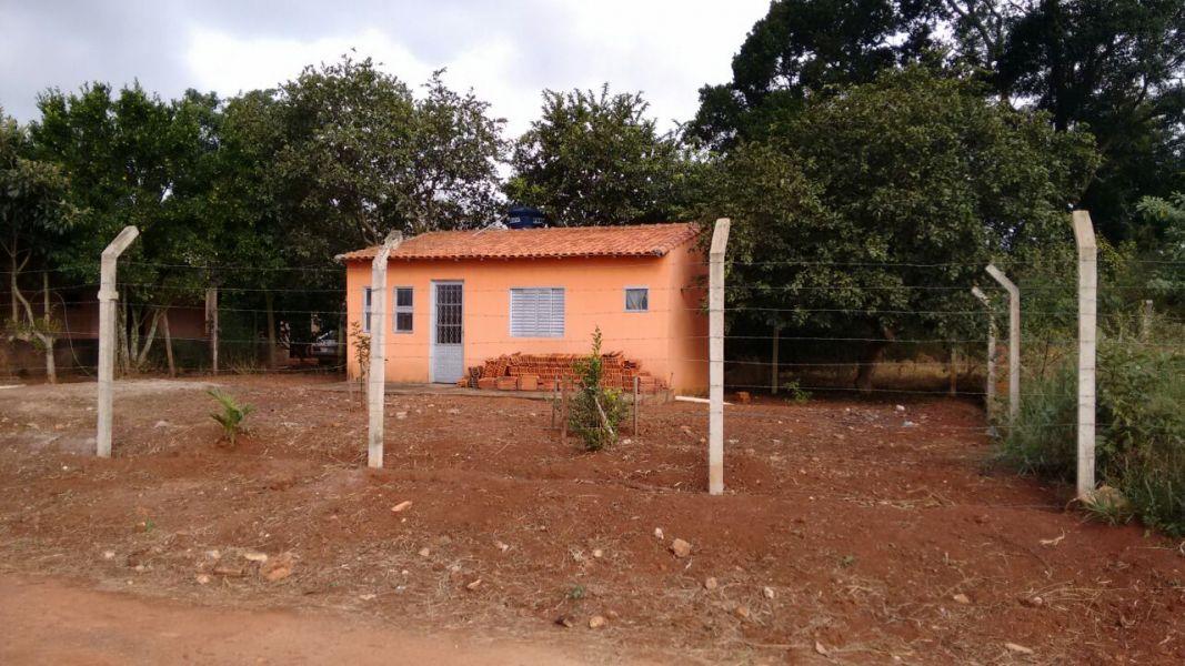 Casa, jardim Santa Isabel