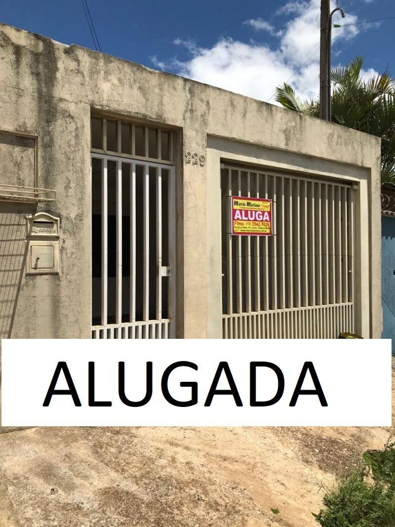 CASA NA NOVA CAPÃO BONITO